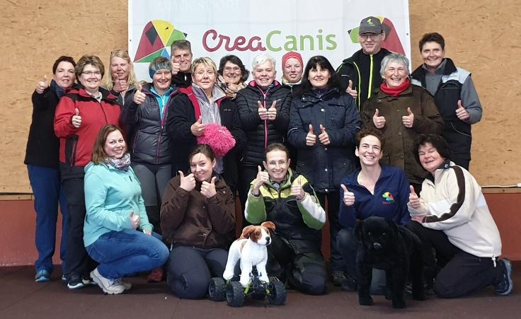 CreaCanis Trainertagung 2019